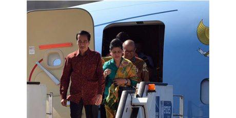 Jenguk KH Hasyim Muzadi, Presiden dan Ibu Negara Berkunjung ke Malang