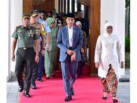 Kunjungi Jatim, Presiden Bagikan 3.000 Sertifikat Tanah di Gresik