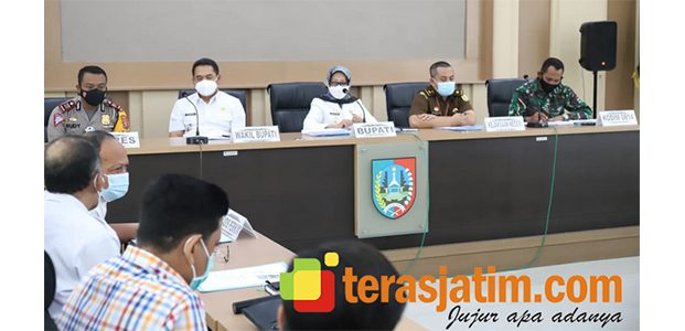 Momentum Nuzulul Qur'an, Jadi Awal Pengerjaan Rehabilitasi Drainase di Jl. KH Wahid Hasyim Jombang