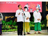 Di Jombang, Presiden Pantau Pelaksanaan Vaksinasi Massal