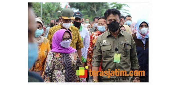 Kunjungi Jombang, Mentan Syahrul Yasin Limpo Motivasi Petani Muda Milenial