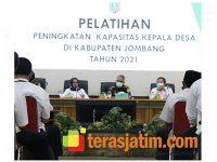 DPMD Jombang Gelar Pelatihan Peningkatan Kapasitas Kepala Desa