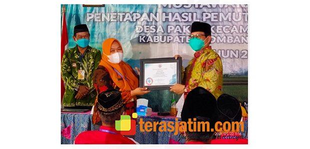 Mendes PDTT Apresiasi Data Musdes di Kabupaten Jombang Berbasis SDGs Desa