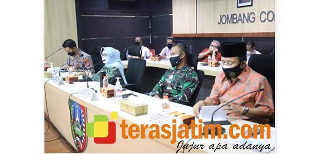 PPKM Darurat Covid-19 Diberlakukan di Kabupaten Jombang