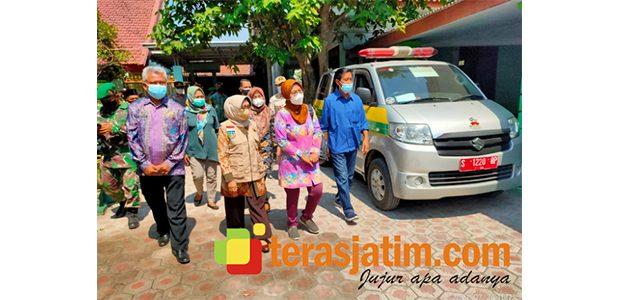 Rumah Sehat Pasien Isoman di Kabupaten Jombang Berada di Gedung SMPN Dekat Pukesmas dan Kecamatan