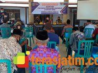 Sosialisasi 'Gempur Rokok Ilegal' di Ngudirejo Diwek Jombang