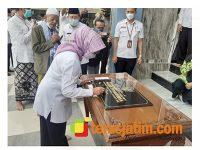 Bupati Munjidah Resmikan 'Masjid Pendidikan' Hasil Urunan Para Guru di Jombang