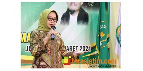 Bupati Munjidah Hadiri Milad ke-52 MTs Negeri 3 Jombang