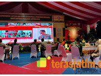 Launching Aplikasi SIM Online Digelar di Satpas Satlantas Polres Jombang