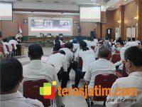 DPMD Jombang Gelar Sosialisasi Juknis Bantuan Keuangan Khusus Desa