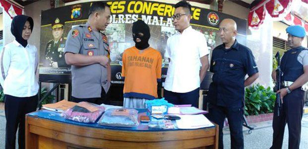 Jual Istri ke Pria Hidung Belang, Pria asal Lamongan Ini Ditangkap Polisi Malang