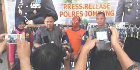 Jual PSK Lewat WA, Pemilik Warung di Jalan Raya Ploso Jombang ini Dibekuk Polisi
