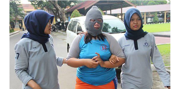Jual Teman Sendiri ke Pria Hidung Belang, Wanita ini Diamankan Polisi Jombang