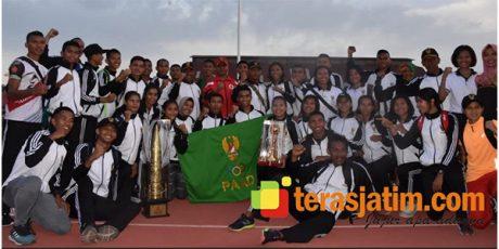 Juarai Kejurnas Atletik Piala Panglima TNI, Kontingen PAAD Sabet 9 Medali Emas
