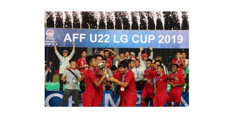 Juarai Piala AFF, Timnas Indonesia U-22 Diguyur Bonus Milyaran