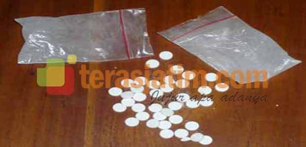 Polresta Kediri Panen Tangkapan Narkoba