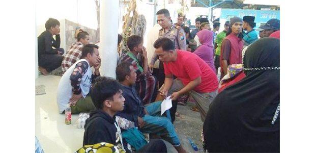 KM Amin Jaya Tenggelam di Perairan Sumenep, 2 Orang Ditemukan Meninggal