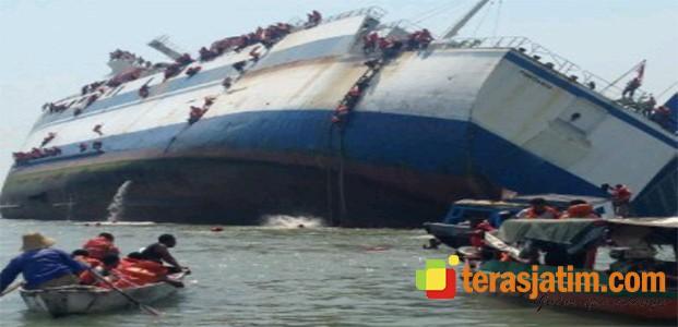 Insiden KM Wihan Sejahtera, Satpolair Lamongan Sisir Laut Pantura