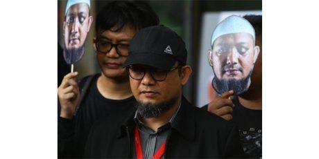 KPK Apresiasi Instruksi Presiden Untuk Selesaikan Kasus Novel Dalam Waktu 3 Bulan