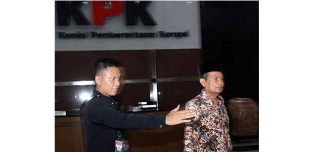 KPK Periksa Wali Kota Mojokerto Sebagai Tersangka Kasus Suap