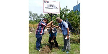 KPK Sita Lahan Perkebunan Milik Bambang Irianto, Walikota Madiun Non Aktif