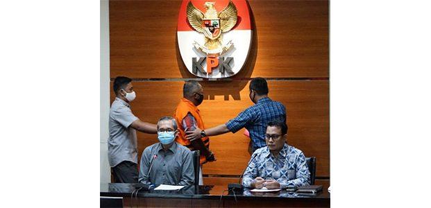 KPK Tahan Orang Dekat eks Bupat Malang