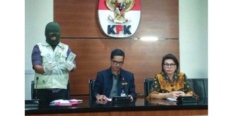 KPK Tetapkan Dirut PT PAL dan Dua Anak Buahnya Sebagai Tersangka Suap Perkapalan
