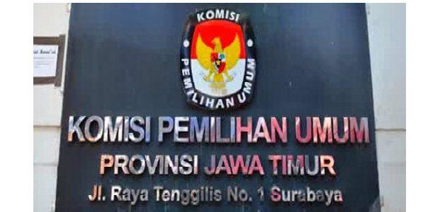 KPU Jatim Siap Terima Pendaftaran Bakal Cagub dan Cawagub