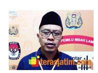 Pulang dari Jakarta, Seorang Komisioner KPUD L:amongan Dinyatakan ODP Covid-19