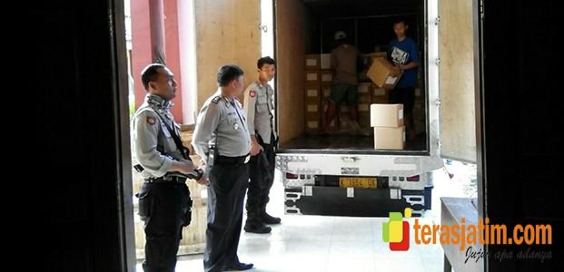 Pilkada Malang, 11 Kecamatan Form C -1 Belum Tercetak