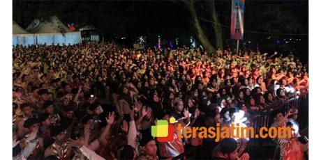 Kabupaten Blitar Jadi Tuan Rumah Festival Wirakarya Kampung Kelir Pramuka