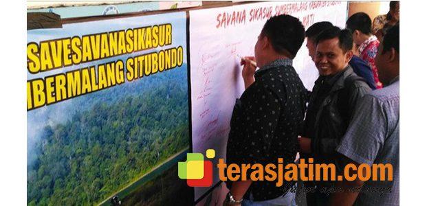Savana Sikasur Diklaim Kabupaten Probolinggo, DPRD Situbondo Protes
