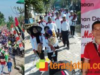 Kades Brangkal Bojonegoro Bangga atas Kebersamaan Warganya