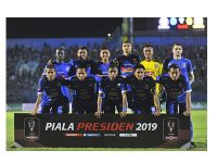 Kalahkan Persebaya, Arema Juarai Piala Presiden 2019