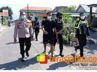 Kapolresta Pimpin Penggerebekan Judi Sabung Ayam di Lebo Sidoarjo Kota