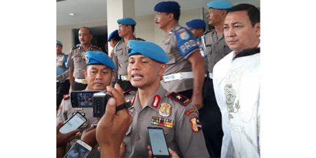 Karo Provos Polri Ingatkan Anggota Kepolisian Untuk Hindari Pelanggaran