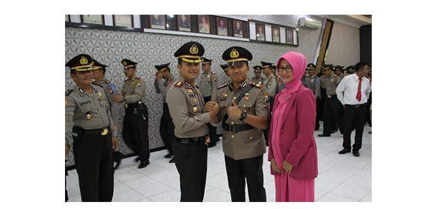 Kasat Reskrim Polres Bojonegoro Pindah Tugas ke Madura
