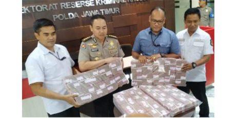 Kasus Investasi Bodong MeMiles, Ari Sigit Kembalikan Dana Rp3,5 Miliar ke Polda Jatim