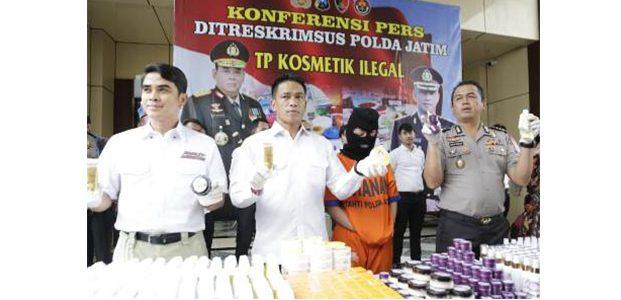Kasus Kosmetik Oplosan di Kediri, Polisi Akan Periksa Sejumlah Artis