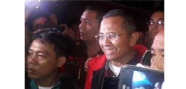 Kasus PT. PWU, Kejaksaan Tinggi Jatim Tahan Dahlan Iskan