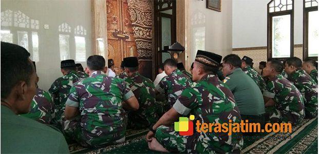 Kawal Pilkades Serentak, Kodim Lamongan Gelar Doa Bersama