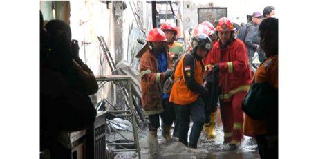 Kebakaran Hebat di Tempat Usaha Keripik Tempe, 5 Pekerja Tewas Terpanggang