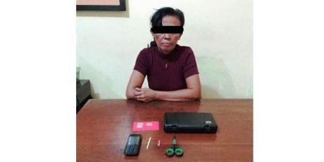 Kedapatan Simpan 2 Poket Sabu, Seorang Ibu di Banyuwangi Ditangkap Polisi