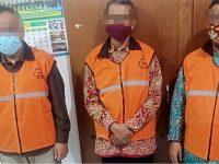 3 Tersangka Kasus Dugaan Korupsi Pengadaan Buku di Dinas Pendidikan Kota Kediri Ditahan