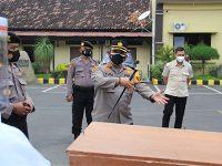 Kasus Covid-19 Meningkat, Polres Kediri Kota Bentuk Tim Pemulasaraan Jenazah