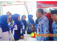 Kembali Gelar Mini Job Market Fair 2019, Pemkab Blitar Berharap Mampu Serap Tenaga Kerja