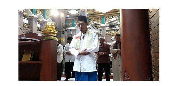 Kemenag Minta Imam Masjid Syiarkan Moderasi Beragama