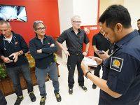 Kemenkumham Jatim Sidak Keberadaan Tenaga Kerja Asing di Kediri dan Jombang