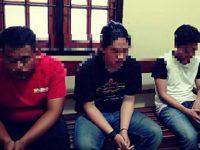 Keroyok Teman Sendiri Saat Pesta Miras, 3 Pria di Tulungagung Dibekuk