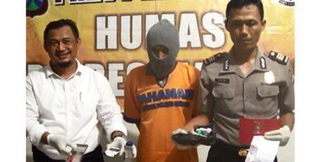 Ketagihan Sabu, Oknum Pengawas Sekolah di Madiun Ditangkap Polisi